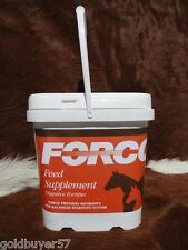 FORCO PELLET Equine Horse Feed Conditioner Supplement 10# PAIL
