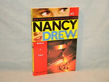 Nancy Drew Girl Detective #1 Without a Trace Carolyn Keene Aladdin Paperback