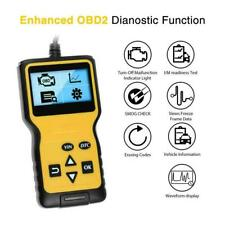 fits Vauxhall Opel Fault code SCAN Diagnostic Reader Scanner OBD2 EOBD CAN BUS