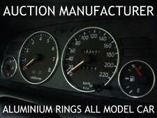 Toyota Corolla E10 1992-1997 Anelli Alluminio Strumenti Strumentazione 4 pezzi
