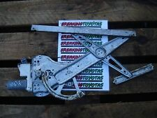 TOYOTA AVENSIS 2006 2007 2008 DRIVERS FRONT O/S/F WINDOW REGULATOR