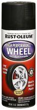 "Rust-Oleum 248928 Automotive 11-Ounce High Performance Wheel Spray Paint, ""Matte"
