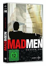 4 DVD-Box ° Mad Men ° Staffel 1 ° NEU & OVP