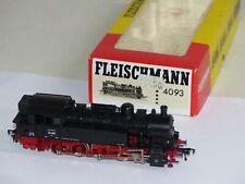 Fleischmann 4093 Dampflok BR 94 956  DRG Tenderlok Lok H0 1:87 OVP