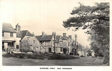 POSTCARD   ESSEX   SIBLE  HEDINGHAM   Alderford  Street     RP