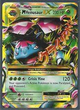 M VENUSAUR EX 2/108 -XY EVOLUTIONS Pokemon Card RARE HOLO MINT