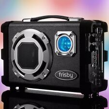 Frisby FS-4150P Portable Rechargeable Bluetooth PA Karaoke Party Speaker System