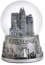 Philadelphia Pennsylvania Snowdome Snow Globe-New - 65mm - Zizo