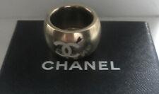 Chanel Metal Ring Size M/N
