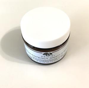 Origins High-Potency Night-A-Mins Renewal Cream NEW NO BOX