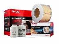 Ryco 4x4 Filter Service Kit RSK1FG fits Toyota Land Cruiser 70 Series 4.2 TD ...
