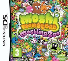 Moshi Monsters Moshling Zoo DS nintendo jeux jeu games spellen spelletjes 2361