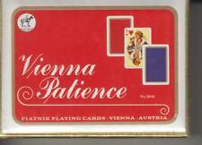 Wien Vienna Patience ,Karten  besondere Motive neu in Folie,Piatnik, Post ? 1,90