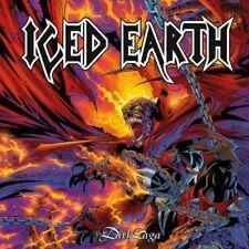 ICED EARTH - THE DARK SAGA (RE-ISSUE 2015)  CD NEW+
