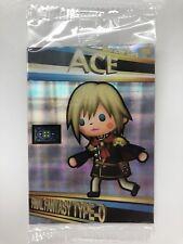 Theatrhythm Final Fantasy Type-O Character Cards Ace / Rem Tokimiya  - New