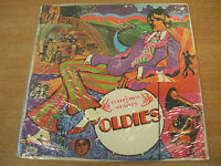 the beatles a collection of oldies 1976 uruguay  emi label issue  vinyl  lp