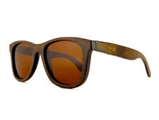 OKULARS® Occhiali da Sole in Legno Polarizzati - Uomo e Donna - Specchio - Cat.3