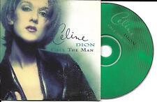 CD CARTONNE CARDSLEEVE CELINE DION 2T CALL THE MAN + MEDLEY STARMANIA 1997
