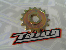 Talon Front Race Sprocket for Kawasaki ZX10R Ninja 2004-2016 520 15T 15 tooth