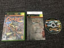 Conkers Live & Reloaded - Xbox Original - Pal - With Manuals - Boxed - Very Rare