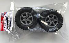 Tamiya 54742 GF-01 Cross Country Tire & Spring Set (GF01) NIP