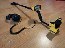 New ListingGarrett Ace 250 Metal Detector with headphones