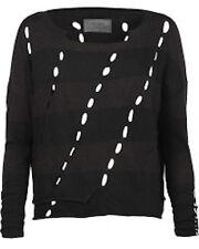 AllSaints Cotton Long Sleeve Women's Jumpers & Cardigans
