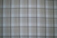 Beige Woven Plaid #15 Apparel Fabric Bottom Weight BTY