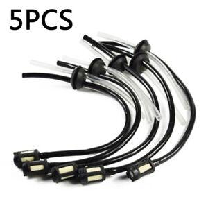 Fuel*Hose Petrol Pipes Strimmer Brush Cutter Hedge Trimmer Parts 5*Fuel Line Kit