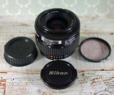 Nikon AF Nikkor 35-70 mm 1:3.3-4.5 Lens VGC