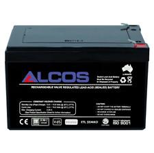 【】12V 7Ah Sealed Lead Acid Alarm Security AGM Battery 1270 1272 <7.2 7.5Ah NESS