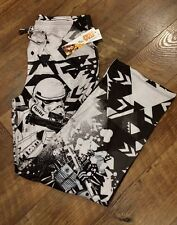 NWT Men's L 36-38 Star Wars Storm Troopers Design Lounge Pajama Pants