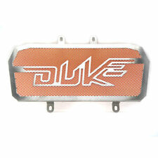 Radiator cooler Grille Guard Cover Protector For KTM RC 125/200/390 Duke /Orange
