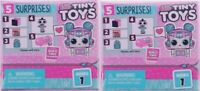 LOL Surprise TINY TOYS - TWIN PACK - 2 blind packs . IN STOCK FAST POST