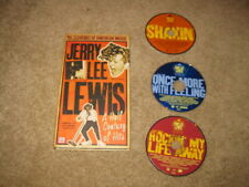 Jerry Lee Lewis A Half Century of Hits 66 Greatest Hits 3 CD Box Set w/ Book
