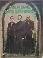 The Matrix Reloaded DVD, 2003, 2-Disc Set, Brand New/Sealed
