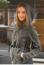 Julia giudice Autografo originale su carta 10x15cm