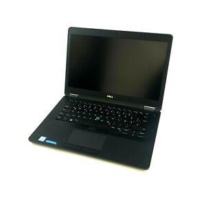 """14"""" Dell Latitude E7470 Laptop i7-6600U 256GB SSD 16GB DDR4 (German Keyboard)"""