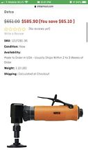 Dotco Right Angle Grinder 12FL281-36M6OH