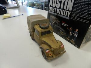 King and Country  WW11 Austin light utility # EA056