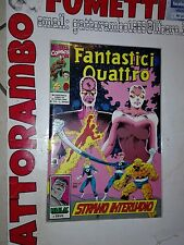 Fantastici Quattro N.114 imbustato - Star Comics Marvel Qs. Edicola