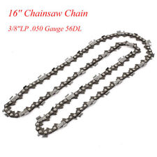 Chainsaw Chain Blade Replacement 16''inch 57 Links 3/8''LP .050 Gauge56DL steel