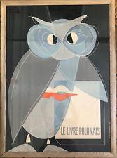ZABOROWSKI A LE LIVRE POLONAIS 1956