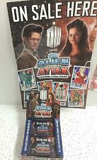 Topps Doctor Who Alien Attax Trading Card Game Booster Box (24pks)-POPULAR