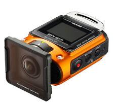 Ricoh Wg-m2 Waterproof 4k Orange Action Camera Mounts