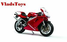 Welly 1:18 2 Wheeled Legends Motorcycles Cagiva Mito 125 M2R07  USA Dealer
