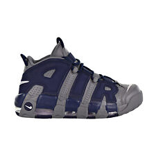 brand new 74fb0 dce0e Nike Air More Uptempo  96 Men s Shoes Cool Grey White Midnight Navy 921948