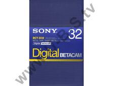 Sony BCT-D32 - Digital Betacam Kassette