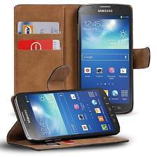 Klapptasche für Samsung Galaxy S4 Active Handy Hülle Case Flip Cover Wallet Etui