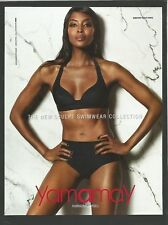 Celebs in Ads - NAOMI CAMBELL YAMAMAY Swimwear Print Ad # 02 5